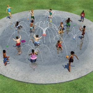 Extra Small water play equipment